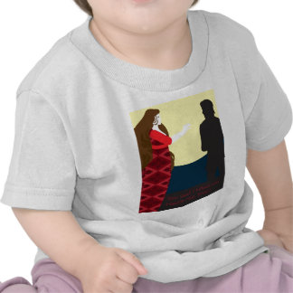 Emily Bronte / Wuthering Height gift design Shirt