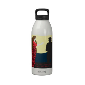 Emily Bronte / Wuthering Height gift design Drinking Bottle