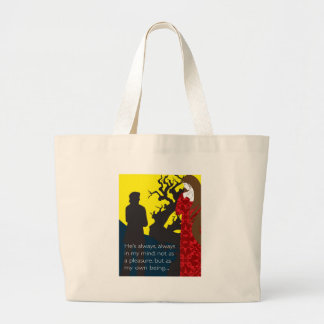 Emily Bronte / Wuthering Height gift design with q Bag