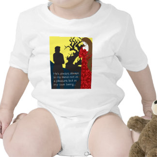 Emily Bronte / Wuthering Height gift design with q Tshirt