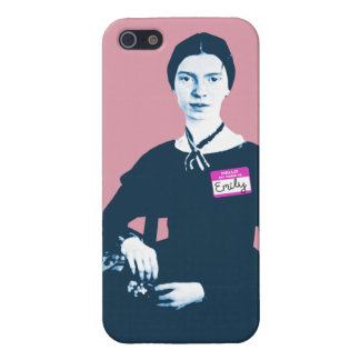 Emily Dickenson iPhone Case Cover For iPhone 5