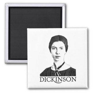 Emily Dickinson Imán Cuadrado