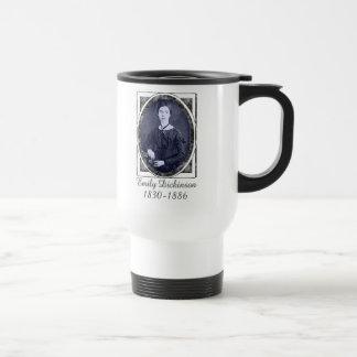 Emily Dickinson 15 Oz Stainless Steel Travel Mug