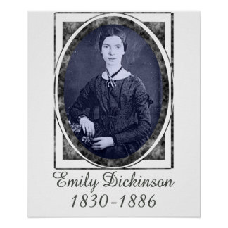 Emily Dickinson Posters