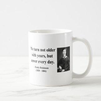 Emily Dickinson Quote 4b Classic White Coffee Mug