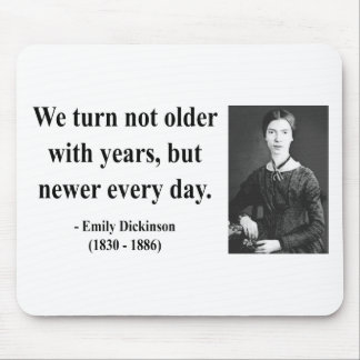 Emily Dickinson Quote 4b Mouse Pad
