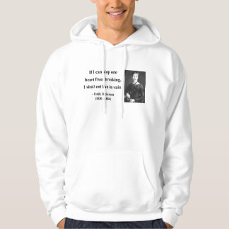 Emily Dickinson Quote 6b Hoodie