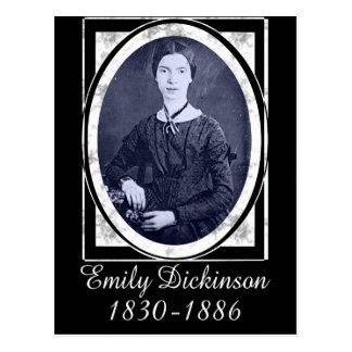 Emily Dickinson Postales