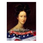 Emily Donelson, primera señora de los E.E.U.U. Tarjeta Postal