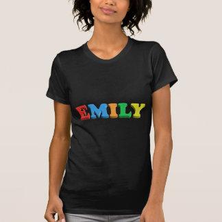Emily Dough/Foam Letters Tee Shirt
