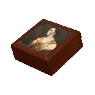 Emily, Duchess of Leinster by Joshua Reynolds Trinket Boxes