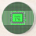 Emily es 16_sweet_diamond_monogram_design posavasos manualidades