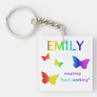 Meaning The Name Emily Accessories
