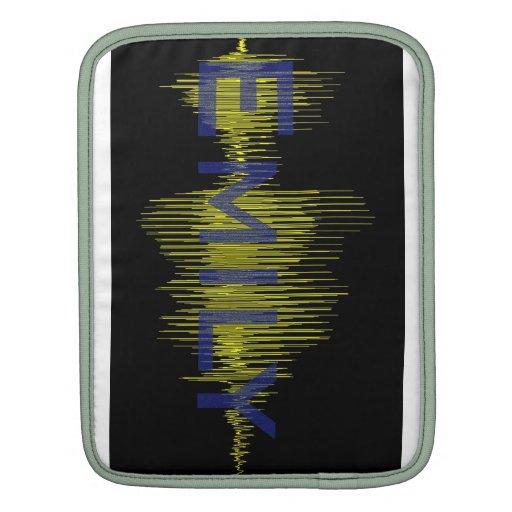 Emily Graphic Art Sononome MacBook Sleeve