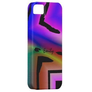 Emily iphone 5 cover