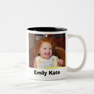 Emily Kate Two-Tone Coffee Mug