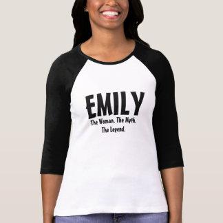 Emily la mujer, el mito, la leyenda playera