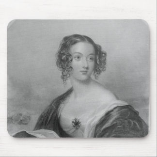 Emily Mary, Countess Cowper Mouse Pad