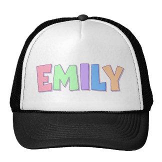 Emily Pastel Rainbow Trucker Hat