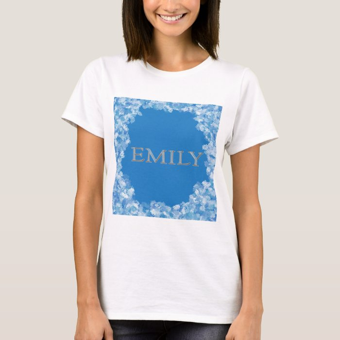 Emily Personalized Name T-Shirt