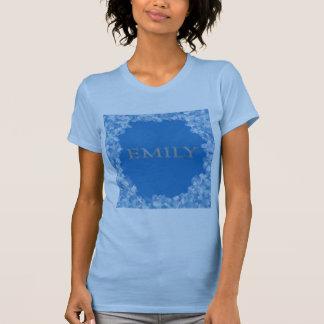 Emily personalizó nombre camiseta