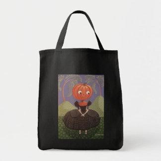 Emily Pumpkin Tote Tote Bag