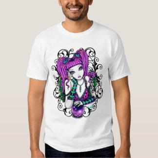 Emily Rainbow Fairy Art Kids Top Shirt