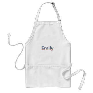 Emily Stars and Stripes Adult Apron