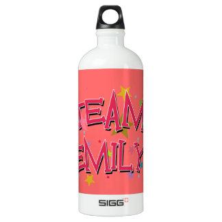 EMILY Team Emily Aluminum Water Bottle