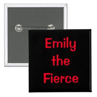 Emily the Fierce Button