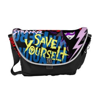 Emily The Strange: Be Your Own Hero Commuter Bag