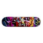 Emily the Strange Be Your Own Hero Skateboard Deck