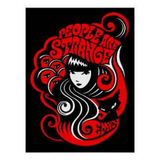 Emily the Strange: People are Strange
