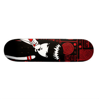 Emily the Strange VOX Skateboard