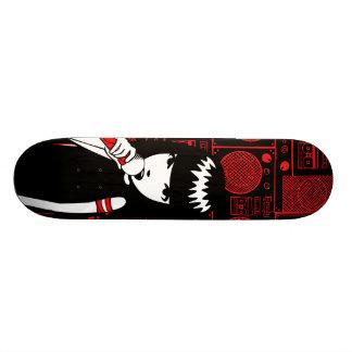 Emily the Strange VOX Skateboard Deck