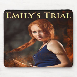 Emily's Trial Mousepad
