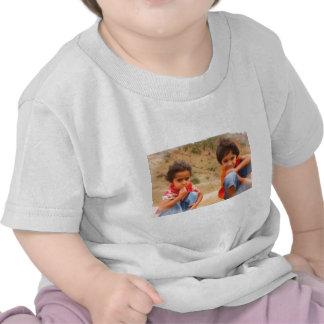 emin-arte de VE del rojin Camisetas