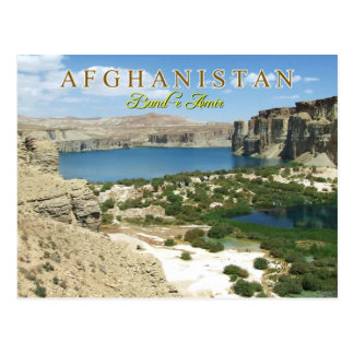 Emir de Bande, Afganistán Postal