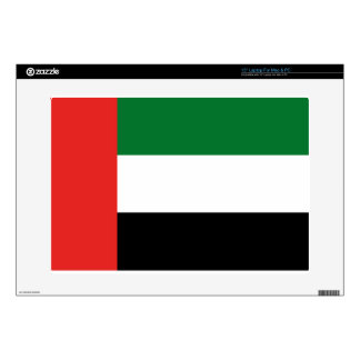 Emiradosarabes flag decals for laptops