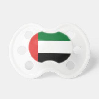 Emiradosarabes flag pacifier
