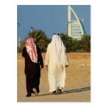 Emirate Dubai Burj al-Arab Sheikh beach emirati Postcards