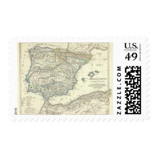 Emirate of Cordoba until the destruction Postage Stamp