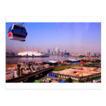 Emirates Cable Car Skyline Postcards