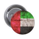 Emirati Flag Pinback Buttons