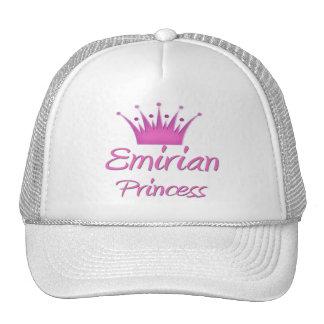 Emirian Princess Mesh Hat