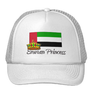 Emirian Princess Trucker Hat