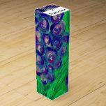 emisión del martillo de la caja del vino caja para botella de vino