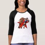 Emisiones de Rollergirl Camiseta