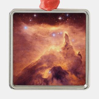 Emission Nebula NGC6357 Metal Ornament