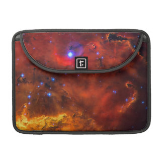 Emission Nebula NGC 2467 in Constellation Puppis Sleeves For MacBook Pro